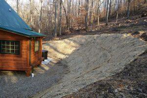 "Our Creekside ""Mud Slide"""