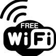 Free WiFi at all Carefree Cabins